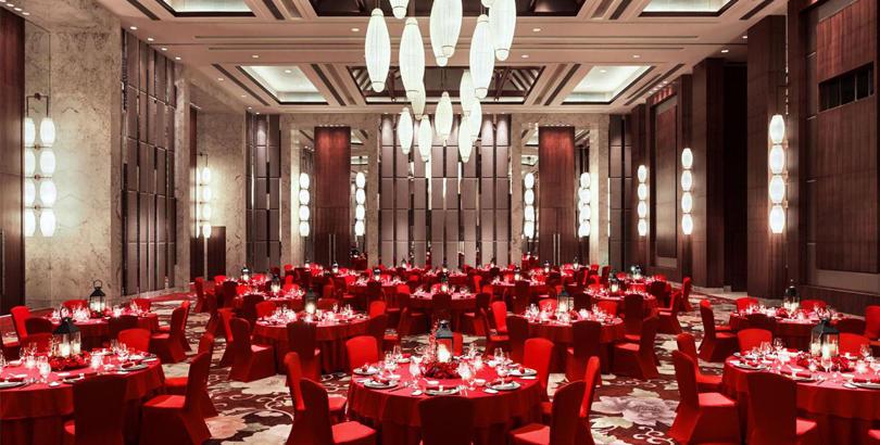 均价3500元/桌以下的酒店,惠州就剩这几家了